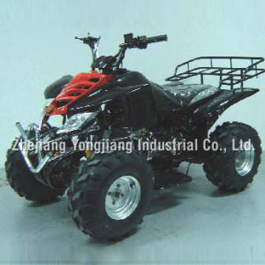 ATV with Rear rack