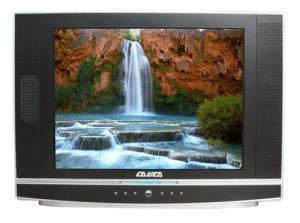 "21"" Normal Flat/Pure Flat CRT Color TV (21HD66)"