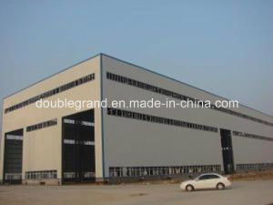 Prefabricated Light Steel Structure Building / Factory / Warehouse/Workshop pictures & photos
