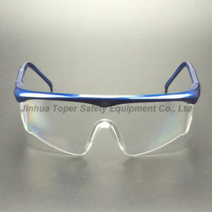 ANSI Z87.1 Large View Industrial Safety Glasses (SG116) pictures & photos
