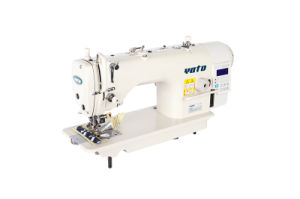 Computerized Direct-Drive Side Cutter Lockstich Sewing Machine with Wrapping Series (YT-7902DB)