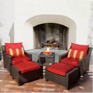 Leisure Single Sofa Rattan Sofa Outdoor Leisure Garden Sofa (S105) pictures & photos