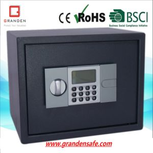 Electronics Safe with LCD Display for Office (G-30ELD) Solid Steel pictures & photos