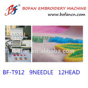 Computerized Tuft/Flocking Embroidery Machine (BF-F912) pictures & photos
