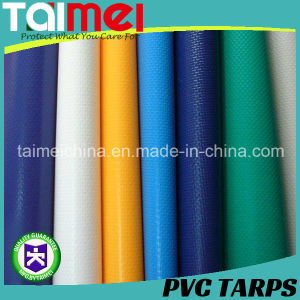 PVC Tarpaulin Roll Goods with UV Treated pictures & photos