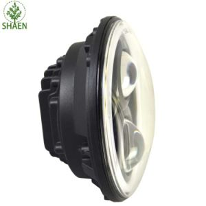 LED Car Light 7 Inch LED Headlight for Jeep with DRL pictures & photos