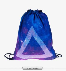 Drawstring Collecting Pouch Backpack pictures & photos