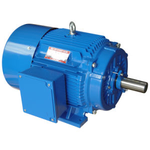 NEMA Three Phase High/Premium Efficiency Induction Motors