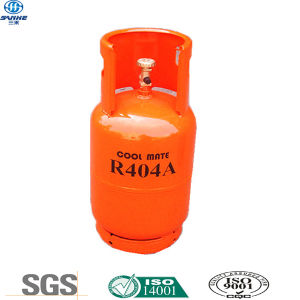 High Purity Refrigerant Gas R404A in Refillable Cylinder for European Market pictures & photos