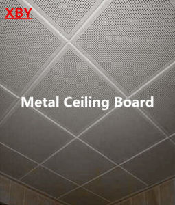 Aluminum Hole Ceiling Metal Ceiling Board pictures & photos