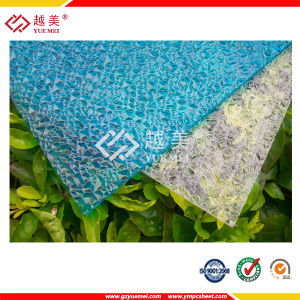 Textured Solid Sheet Diamond Solid Sheet 3.5mm Polycarbonate Sheet pictures & photos