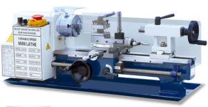 Variable Speed of Micro Lathe Machine (Mini Bench Lathe CJ0618) pictures & photos