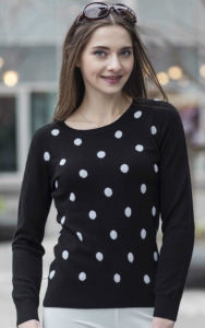 Women′s Pure Cashmere Pullover Sweater (1500002063) pictures & photos