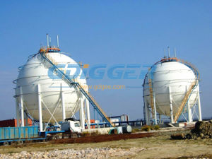 2000m3 Nature Gas Storage Tank
