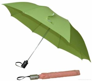 Auto Open and Close 3-Folding Umbrella (BD-24b) pictures & photos