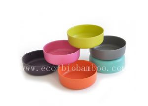 (BC-B1002) Good-Looking Eco Bamboo Fiber Tableware Bowl with Eco-Friendly pictures & photos