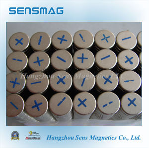 Disk Permanent NdFeB Neodymium Magnet for Motor pictures & photos