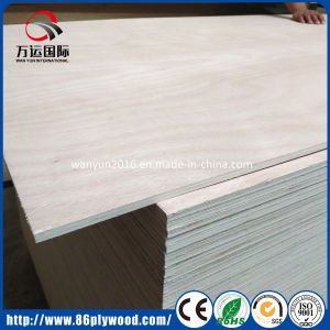 Factory Bb/Bb BB/CC Okoume Faced Commercial Plywood Poplar Core pictures & photos