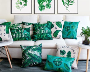 Superior Forest Digital Printed Cushion Cover Cheap Home Bedding Cushion pictures & photos