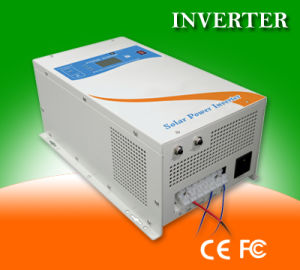 4000W DC24V PV Solar Inverter with MPPT Charge Controller pictures & photos