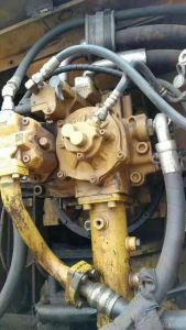 Working Condition Used Mining Machine Caterpillar 349d for Sale pictures & photos