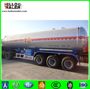 Liquefied Petroleum Gas Transport 56000 Liters LPG Semi Trailer pictures & photos
