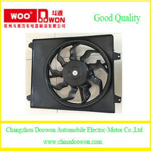 Auto Parts for Hyundai Santafe 97730-2b100 Radiator Electric Cooling Fan