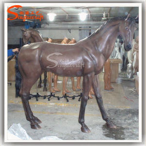 High Imitation Artificial Stone Horse Garden Statues pictures & photos