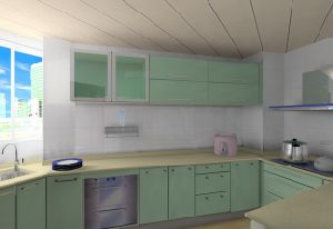 Kitchen Furniture (WJ-K103)