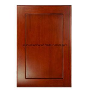 Solid Wooden Kitchen Cabinet Door pictures & photos