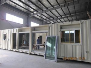 Second Hand Shipping Container House/Home pictures & photos