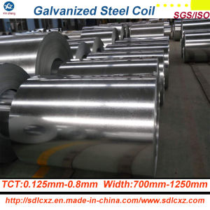 Hot DIP Zinc Coate Galvanized Steel Coil for Roofing Sheet pictures & photos