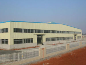 Industrial Steel Warehouse Framing/Light Steel Structure Plant pictures & photos
