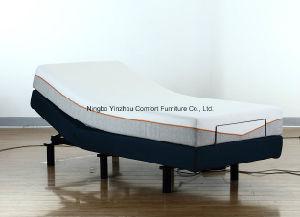 Home Furniture Bedroom Furniture Electric Adjustable Massage Wall Hugger Bed pictures & photos