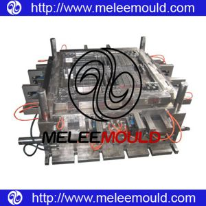 Hot Sale Plastic Injected Pallet Mould pictures & photos