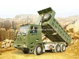 Hot Sale Sinotruk 25 Ton King Mining Tipper pictures & photos