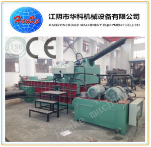 Hydraulic Automatic Scrap Steel Press Baler Sale pictures & photos