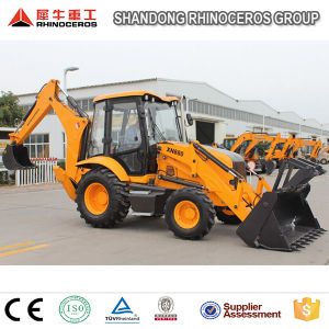 China New 8t Backhoe Wheel Loader with Cheap Price pictures & photos