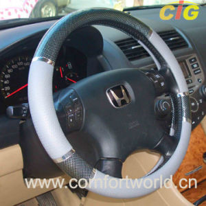 Steering Wheel Cover (SAFJ03948) pictures & photos