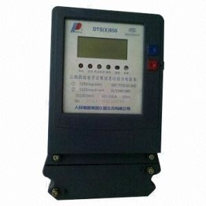 Multi-Phase Power Meter with LCD pictures & photos