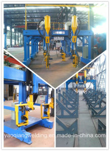 H Beam Gantry Type Welding Machine TIG MIG Welder pictures & photos