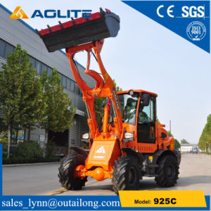 Europe Type Small Hydraulic Wheel Loader 925c with Low Prices pictures & photos