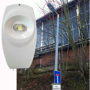 DC24V Solar LED Street Light, High Quality Streetlight LED pictures & photos