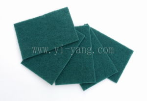 Extra Heavy-Duty Scouring Pad (TJ5008) pictures & photos