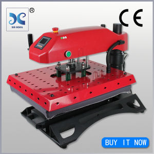 Manufacturer Supply Pneumatic Heat Press Machine pictures & photos