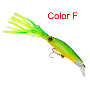 14cmclassic Fishing Lure/Plastic Squid Lure/Spoon Lure/ Fishing Bait 40g pictures & photos