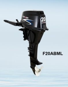 Parsun Portable 20HP Outboard Motor pictures & photos