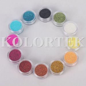 Solvent Resistant Aluminum Glitter Powder pictures & photos