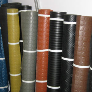 4MPa Round Button Rubber Sheet in Roll pictures & photos