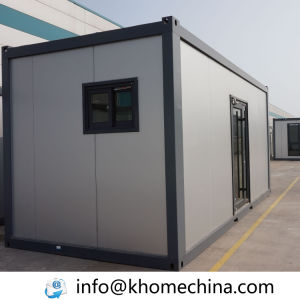 Mobile Good Waterproof 20FT Container Family House pictures & photos